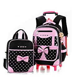 Best Rolling Backpacks Girls - See My Ultimate Pick