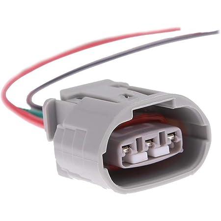 Alternator Regulator Harness Plug Pigtail For Mitsubishi Saab Subaru Hitachi VW