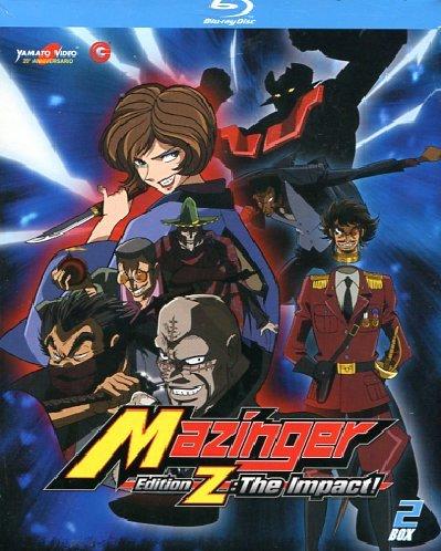 Shin Mazinger Z-Box 2 (2 Blu-Ray) [Import]