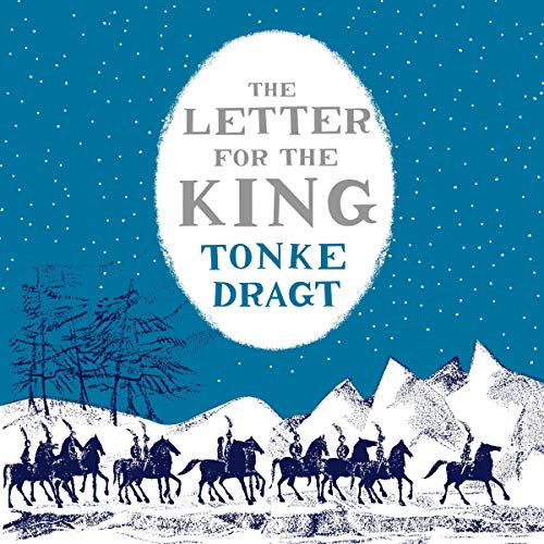 The Letter for the King audiobook cover art