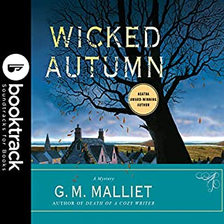 Wicked Autumn audiobook cover art