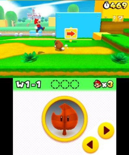 スーパーマリオ3Dランド-3DS