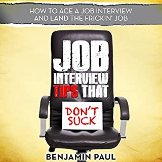Job Interview Tips That Don't Suck cover art