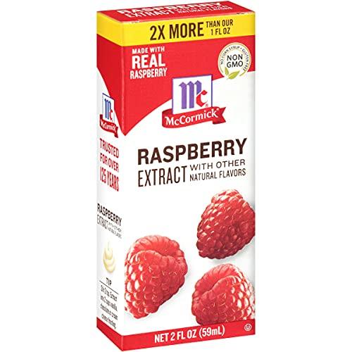 McCormick Raspberry Extract, 2 fl oz
