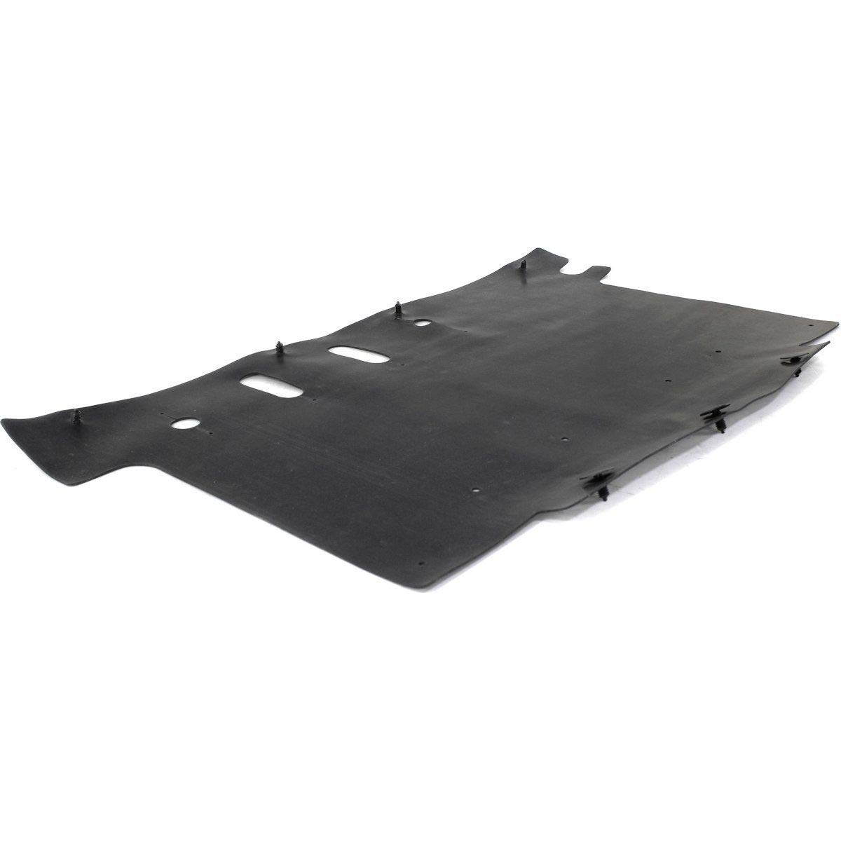 Air Deflector All Cab Types Fitrite Autoparts New Engine Splash Shield for 2011-2014 Ford F-150 Under Cover Front Kansas City Plant FO1218116 BL3Z8327B