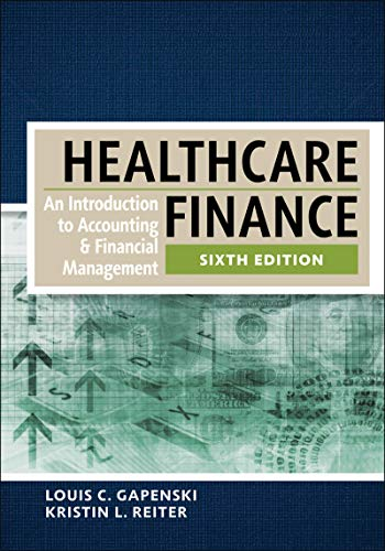 Healthcare Finance An Introduction To Accounting And Financial Management Sixth Edition Aupha Hap Book Kindle Edition By Gapenski Louis Professional Technical Kindle Ebooks Amazon Com