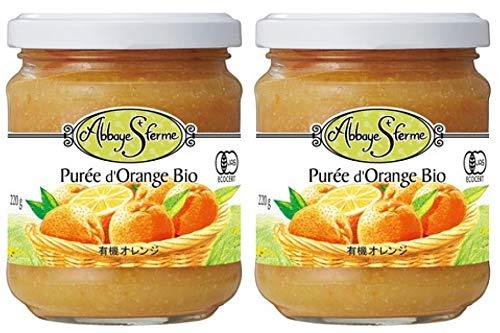 有機オレンジスプレッド 220g×2個 ★ コンパクト ★ 砂糖不使用 ★ 特徴 :オレンジの果肉と果皮の食感を残し仕上げた ・デザートのソースや料理の味付けなどにも ・りんご由来のペクチン使用 ★保存料・着色料不使用 158kcal/100g 原材料 有