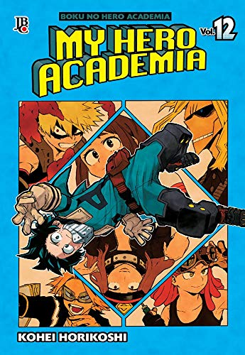My Hero Academia - Vol. 12