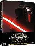 Star Wars: El Despertar De La Fuerza - Edición Metálica (DVD + Blu-ray) [Blu-ray]