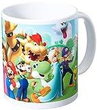 Pyramid International TIMECITY Nintendo-Super Mario Mushroom Kingdom (Tazza), Ceramica, Multicolore, Unica