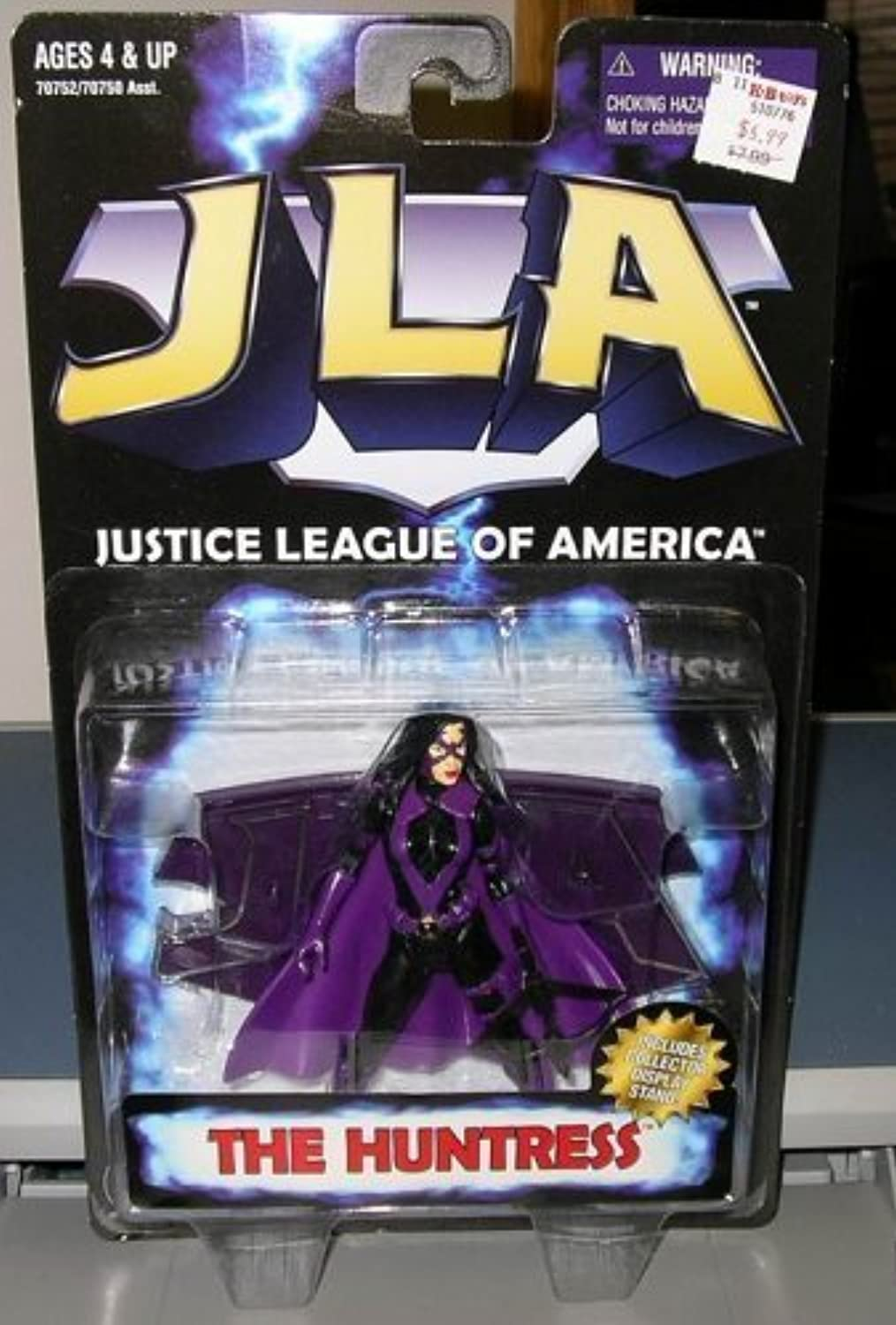 Justice League of America Huntress Action Figure by JLA