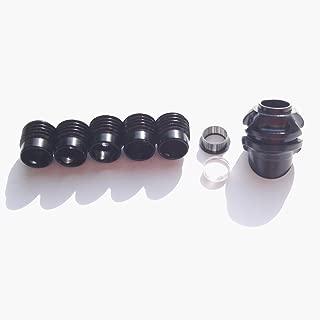 SHARROW 45 Degree Hooded Peep Aluminum Housing Clarifier Lens and Aperture Kits