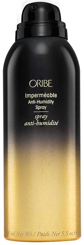 作り上げるエトナ山ベルトby Oribe IMPERMEABLE ANTI-HUMIDITY SPRAY 5.5 OZ by ORIBE