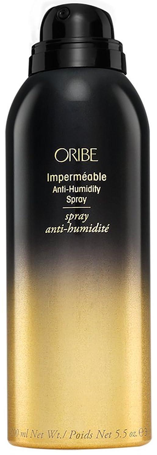 机詐欺秘書by Oribe IMPERMEABLE ANTI-HUMIDITY SPRAY 5.5 OZ by ORIBE