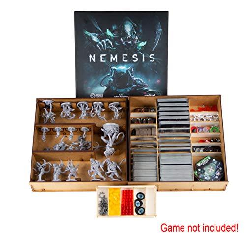 docsmagic.de Organizer Insert for Nemesis Box - Encarte