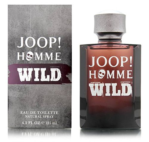 Joop! Homme Wild 4.2 oz Eau de Toilette Spray