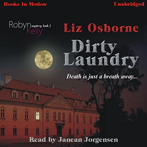 Dirty Laundry audiobook cover art