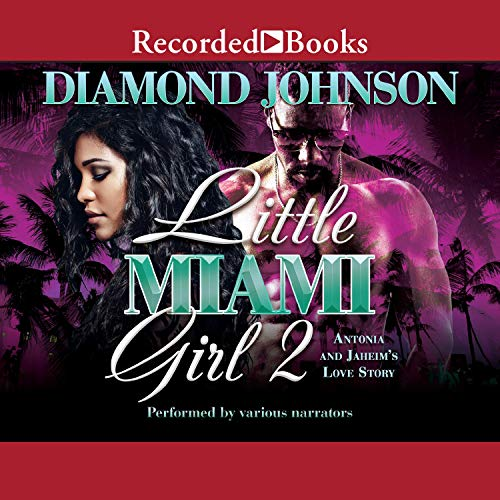 Little Miami Girl 2  By  cover art