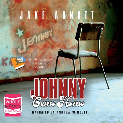 Johnny Come Home audiobook cover art