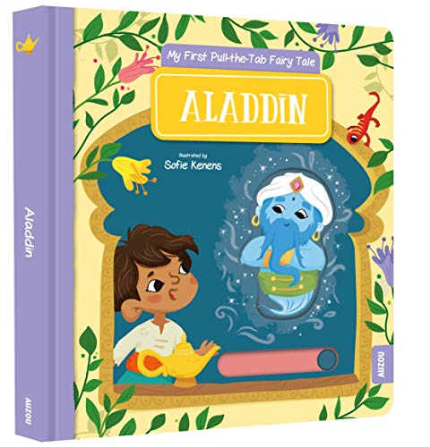 My First Pull-the-Tab: Aladdin (My First Pull-the-Tab Fairy Tale)