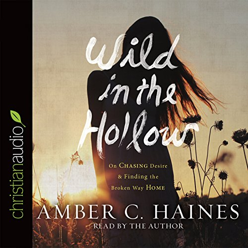 Wild in the Hollow audiobook cover art