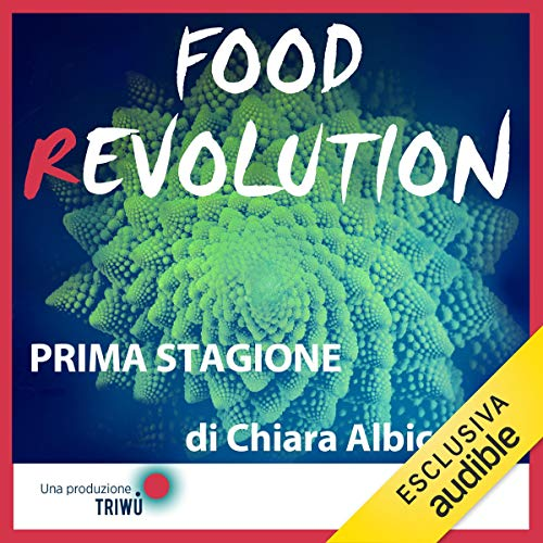 Food rEvolution - Prima stagione copertina