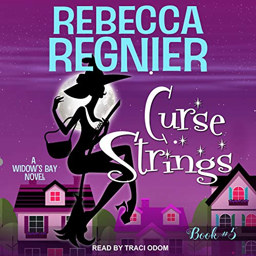 Curse Strings Audiobook By Rebecca Regnier cover art