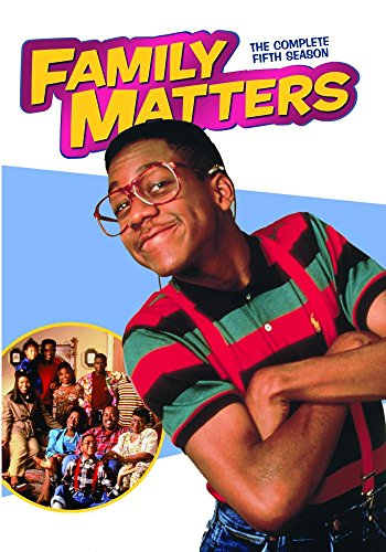 Family Matters: The Complete Fifth Season [DVD]