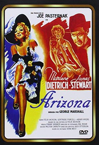 Destry Rides Again - Marlene Dietrich, James Stewart - Audio: English, Spanish