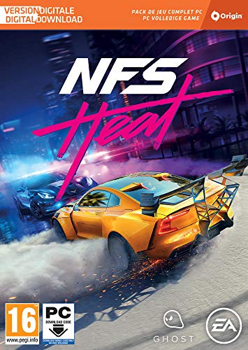 pas cher un bon Need for Speed ​​Heat-Download Code pour PC