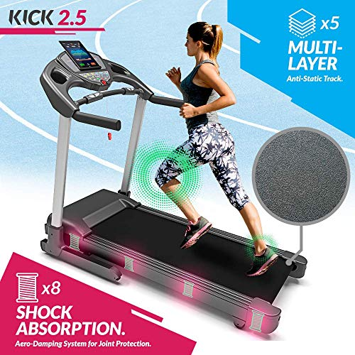 Bluefin Fitness KICK High-Speed Laufband | Leise kaufen  Bild 1*