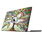 Fintie Case for MacBook Retina 12 - Slim Lightweight PU Leather Coated Plastic Hard Cover Snap On Protective Case for The New MacBook 12