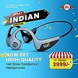 Tekt - Open Ears Wireless Bluetooth Bone Conduction Headphone, BLE Version 5.0