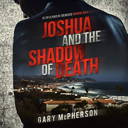 Joshua and the Shadow of Death audiobook cover art