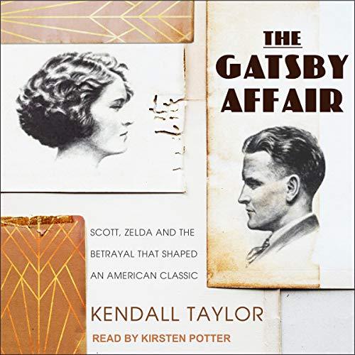The Gatsby Affair audiobook cover art