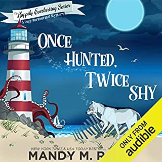 Once Hunted, Twice Shy cover art