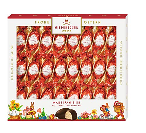 Niederegger Marzipan Eier, 1er Pack (1 x 400 g)