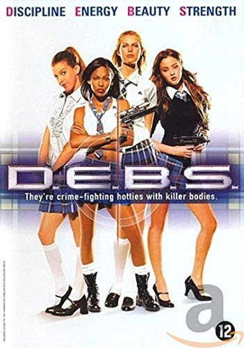 D.E.B.S. Movie (DVD) 2005