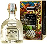 Patron Tequila Silver 700 ml latta Mexican - Limited edition