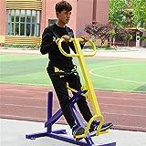 WXH Multifunktions-Rudergerät Rudergerät, Cardio- und Vollarm-Trainings-Fitnessgerät, Hochwertiger Stahl, Ganzkörper-Fitnessgerät für zu Hause - 8
