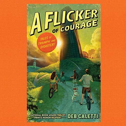 A Flicker of Courage audiobook cover art