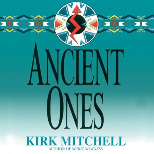 Ancient Ones audiobook cover art