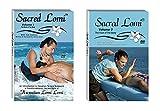 Sacred Lomi, Hawaiian Lomi Lomi DVD Set, Volume 1 & 2, Learn Traditional Hawaiian Temple Bodywork