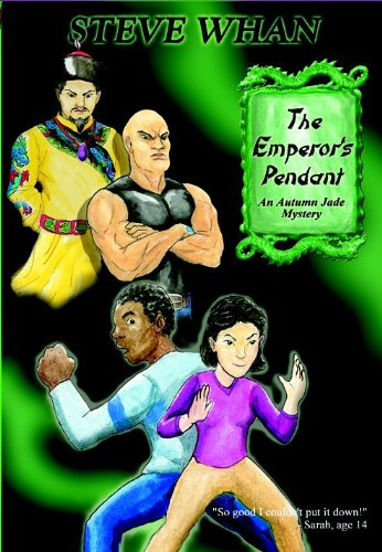 The Emperor's Pendant (Autumn Jade Mystery Series Book 2) (English Edition)