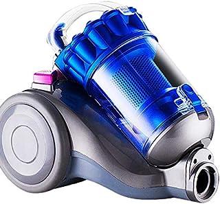 FDFDSLGLNDDIYI LQPOUXCQ aspiradora Escoba sin Cable Bote Aspirador 2600W de Alta Potencia de succi?n Fuerte for aspiradoras de Limpieza el?ctrico (Color : Blue)