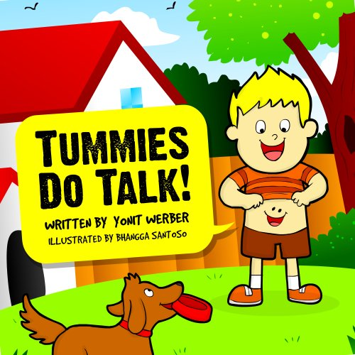 Children's Book: Tummies Do Talk! (funny bedtime story collection) (English Edition)
