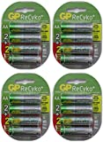 Gp Rechargeable Batteries - Best Reviews Guide
