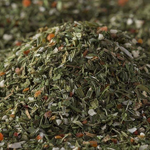 Salatkräuter 100 Gramm grob gemahlen für Dressing, Kräuterbutter und Kräutersoße, ohne Geschmacksverstärker - Bremer Gewürzhandel
