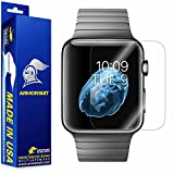ArmorSuit MilitaryShield Max Coverage Screen Protector for Apple Watch 42mm (Series 3 / 2 / 1 C…