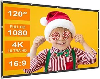 Sealegend 120 Inch Portable Projector Screen